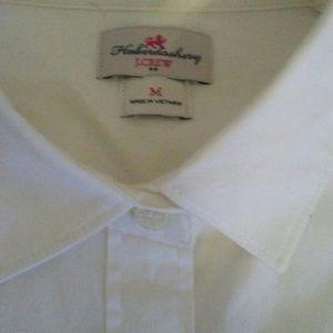 J Crew Habadashery White Shirt